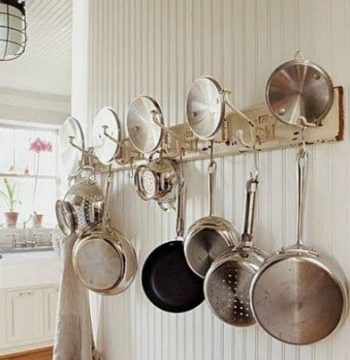 Do I Have To Give My Landlord My Pot Rack?