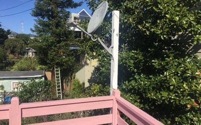 Can My Landlord Make Me Remove My Satellite Dish?